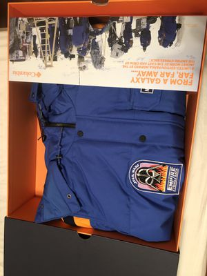 Columbia Star Wars Empire Crew Parka Jacket for Sale in Kenneth City, FL