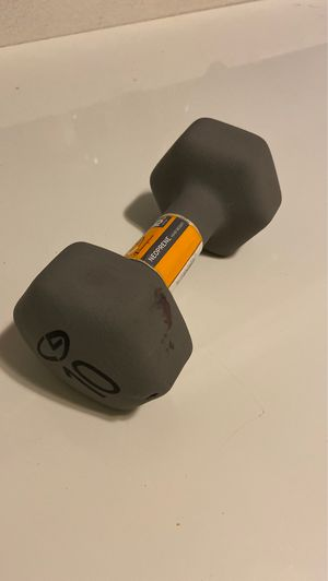 10lbs dumbbell for Sale in West Covina, CA