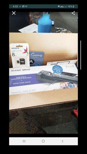Magic wand portable handheld scanner for Sale in Boca Raton, FL