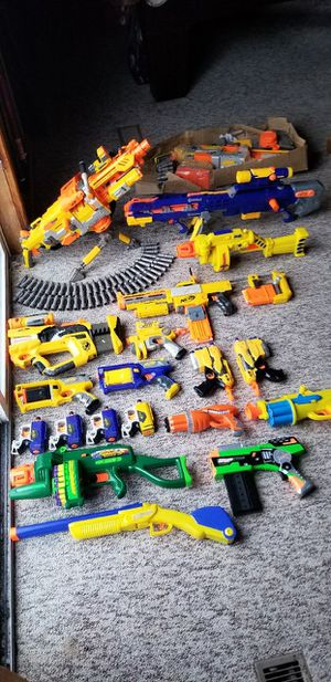 Nerf Collection for Sale in Van Etten, NY