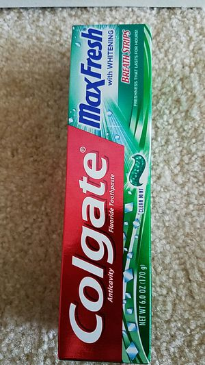 Colgate toothpaste $2 each. Not negotiable for Sale in Rockville, MD