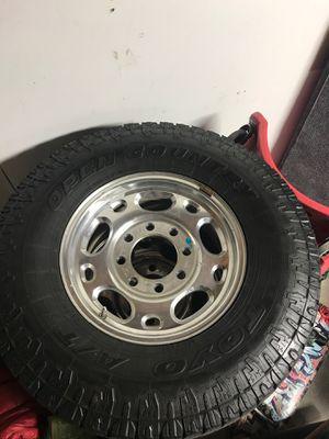 Silverado 2500 wheels for Sale in Sacramento, CA