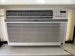 LG 10,000 BTU Air Conditioner with Remote for Sale in Hoboken, NJ