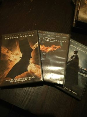 Dark Knight Trilogy for Sale in Kirkland, WA