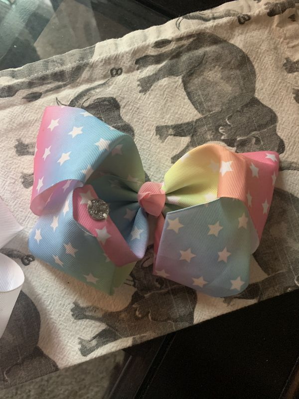 Jojo Siva hair bows