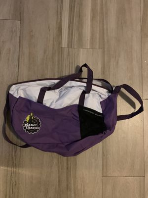 Planet fitness small duffle for Sale in Margate, FL