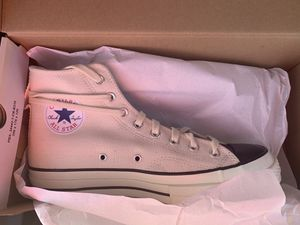 Essentials fear of god converse all star chuck 70 size 9 for Sale in Alhambra, CA