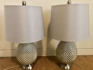 2 Table Lamp for Sale in Seattle, WA