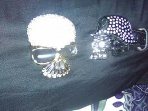 Skull buckes for Sale in Puyallup, WA