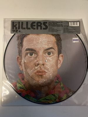The Killers Spaceman/Four Winds 12 inch Vinyl Limited Edition NEW for Sale in Miami, FL