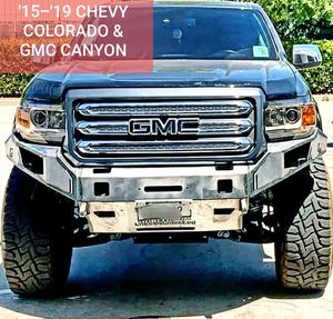 2015-2019 CHEVROLET COLORADO & GMC CANYON FRONT BUMPER for Sale in Queen Creek, AZ