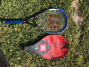 tennis Racket comes with protection bag for Sale in Bell Gardens, CA