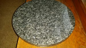 Granite Round butchers Block for Sale in Cleveland, OH
