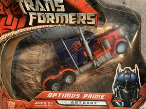 Transformers OPTIMUS PRIME for Sale in Murfreesboro, TN