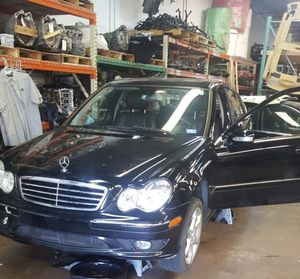PARTING OUT 2007 MERCEDES BENZ W203 C240 for Sale in Irving, TX