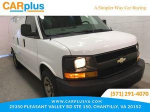 2013 chevy express van for Sale in McLean, VA