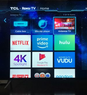 """BRAND NEW 55"""" ROKU SMART TV for Sale in Los Angeles, CA"""
