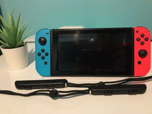 Nintendo Switch Bundle for Sale in Shoreline, WA