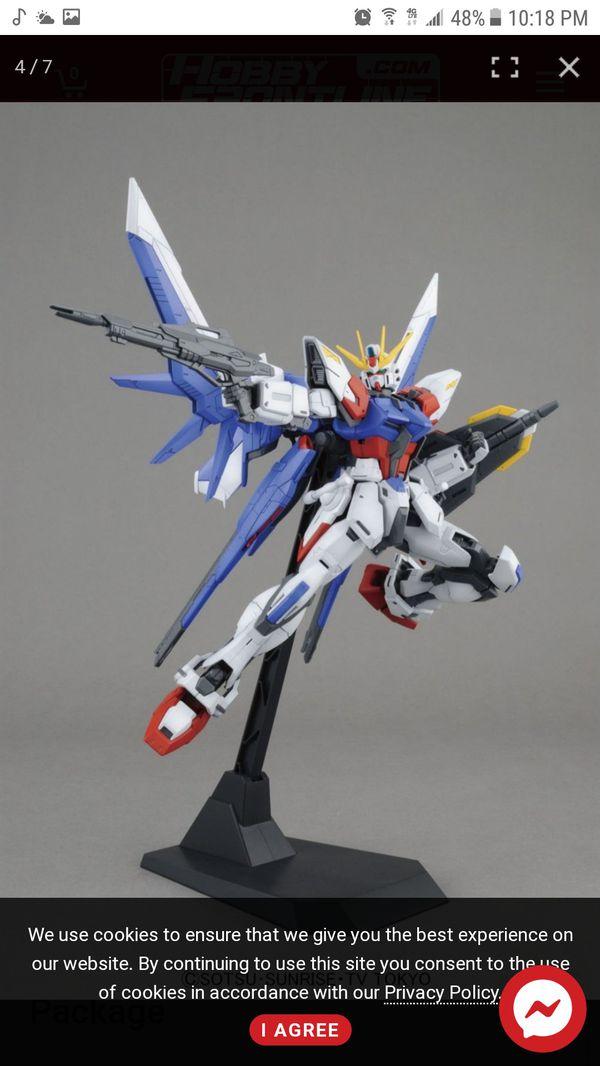 "GUNDAM ""Build Strike Gundam Full Package..Mobile Suit"" BADASS!!"