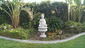 Concrete Buddha fountain for Sale in Temple City, CA