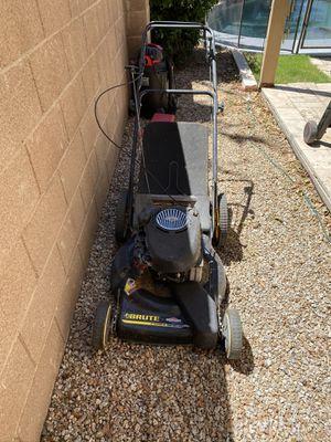 Self propelled lawn mower for Sale in Gilbert, AZ