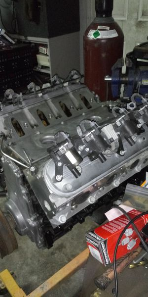 Chevy LS motor 5.3 46,000 miles. for Sale in Las Vegas, NV