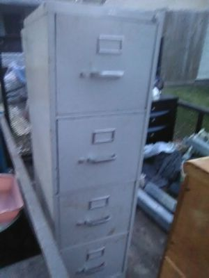 Metal File cabinets for Sale in South Houston, TX
