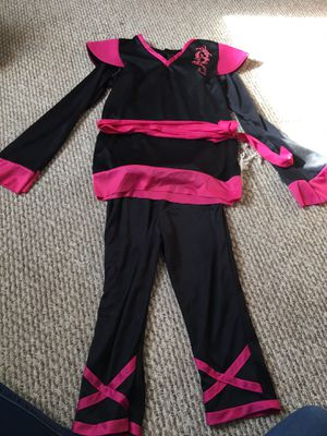 Girls ninja costume for Sale in Elgin, SC