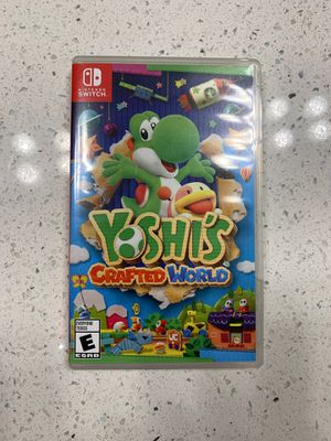 Yoshi's Crafted World - Nintendo Switch for Sale in Orlando, FL