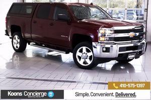 2015 Chevrolet Silverado 2500HD for Sale in White Marsh, MD