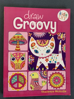 Draw Groovy Book for Sale in Glendale, CA