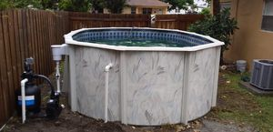Above ground pool for Sale in Miami, FL