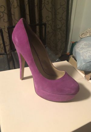 Aldo heels size 38 w/ matching clutch for Sale in Greenbelt, MD