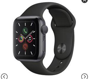 •apple watch series 5 44mm •$450 for Sale in Philadelphia, PA