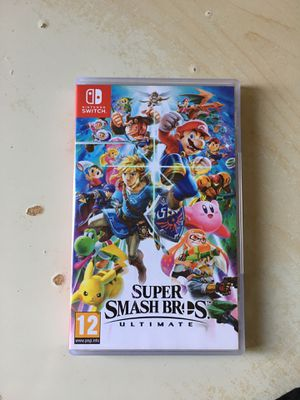 Super Smash Bros Ultimate for Nintendo Switch for Sale in San Pablo, CA