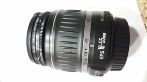 Canon EF-S 18-55mm lense for Sale in Bellevue, WA