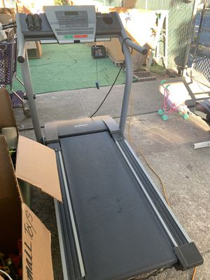 NordicTrack treadmill. Works great for Sale in Stockton, CA