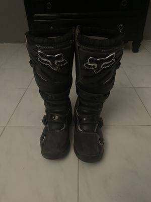 Dirt bike Boots Size 9 for Sale in Riverside, CA