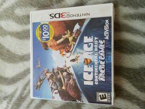 Nintendo 3DS ice age for Sale in Phoenix, AZ