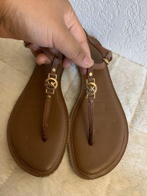 Michael kors sandles for Sale in Fresno, CA