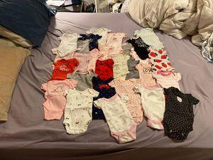 Assorted Preemie Girl Onesies for Sale in Lake Angelus, MI