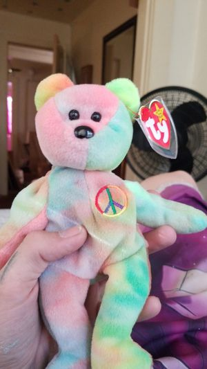 Ty beanie baby toy very rare like brand new for Sale in St. Petersburg, FL