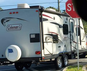 Coleman Camper with slide out and Electric Awning for Sale in Villa Rica, GA
