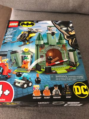 Lego DC Batman. With four figures for Sale in West Caldwell, NJ