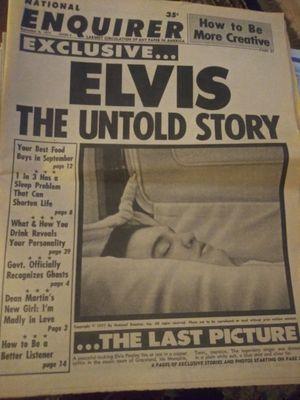 Elvis Presley collectibles for Sale in Pomona, CA