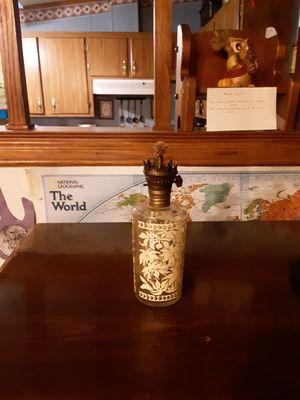 Antique hand held hurricane lamp for Sale in Rustburg, VA