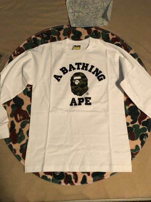 Bape and Supreme shirts for Sale in Glendale, WI