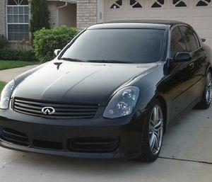 Automatic 2003 Infiniti G35 Wheelsss - Clean Sedan for Sale in Phoenix, AZ