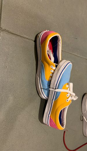 Vans size 7.5 woman's for Sale in Issaquah, WA