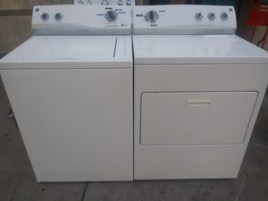 Kenmore washer and dryer set with warranty for Sale in Fresno, CA